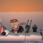【漂流少女】港で入手出来るスキン一覧│魔法少女・メイド・バナナやベッドまで!?
