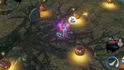 リネレボ ハロウィンイベント 小さいかぼちゃの報酬