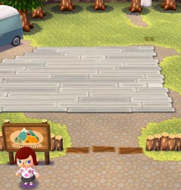 ポケ森 どうぶつの森 スマホ 攻略 キャンプ場