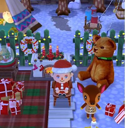 ポケ森 どうぶつの森 スマホ 攻略 イベント クリスマス