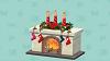 ポケ森 クリスマスイベント クリスマスの暖炉