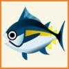 ポケ森 アイテム売却金額 とれるもの 魚 マグロ