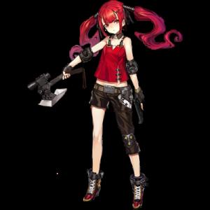 少女前線 キャラ 銃 HG CZ-75