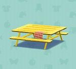 ポケ森 家具まとめ ピクニックテーブル