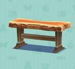 ポケ森 家具まとめ いちまいいたのテーブル