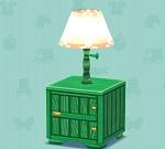 ポケ森 家具まとめ みどりのランプ