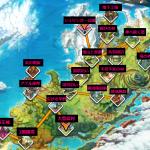 アルケミアストーリー ワールドマップ 世界地図
