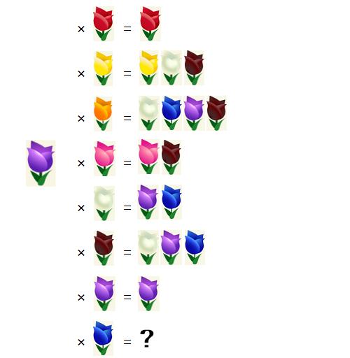 ポケ森 ガーデン 攻略 交配表 紫チューリップ