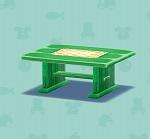 ポケ森 家具まとめ みどりのテーブル