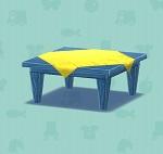 ポケ森 家具まとめ あおいテーブル