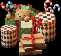 リネレボ クリスマス イベント 天使マシャーとプレゼントボックス