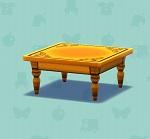 ポケ森 家具まとめ カントリーなテーブル
