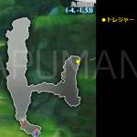 アルケミアストーリー マップ トレジャー 採集物 丸岩周辺