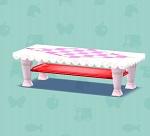 ポケ森 家具まとめ ラブリーローテーブル