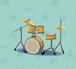 ポケ森 家具まとめ ドラムセット