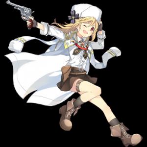 少女前線 キャラ 銃 HG ナガン