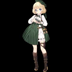 少女前線 キャラ 銃 HG P99
