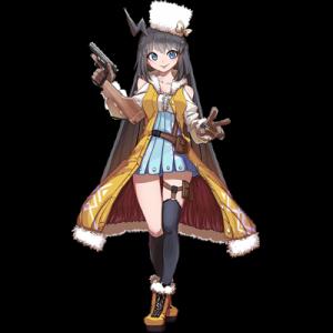 少女前線 キャラ 銃 HG Stechkin