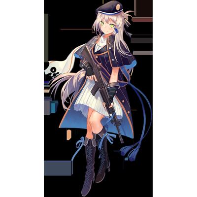 少女前線 キャラ 銃 AR AR70