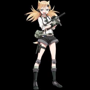 少女前線 キャラ 銃 SMG IDW