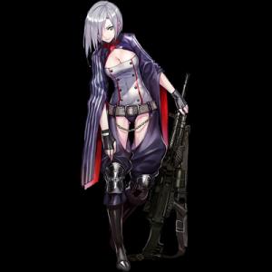 少女前線 キャラ 銃 MG MG5