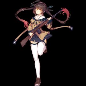 少女前線 キャラ 銃 RF M14