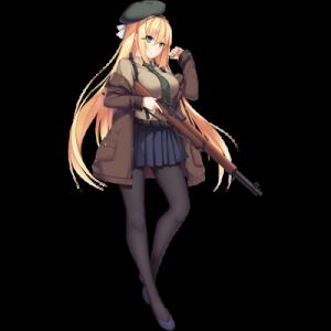 少女前線 キャラ 銃 RF M1ガーランド