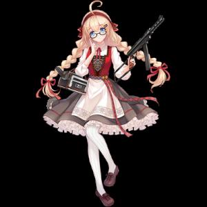 少女前線 キャラ 銃 SMG M45