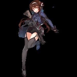 少女前線 キャラ 銃 SMG 79式