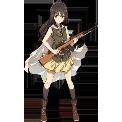 少女前線 キャラ 銃 AR 63式