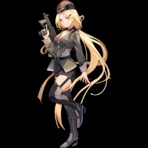 少女前線 キャラ 銃 SMG PP-2000
