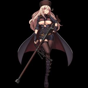 少女前線 キャラ 銃 RF PTRD