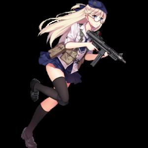 少女前線 キャラ 銃 SMG STAR Z-62