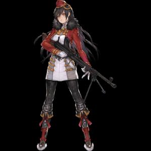 少女前線 キャラ 銃 MG ブレン