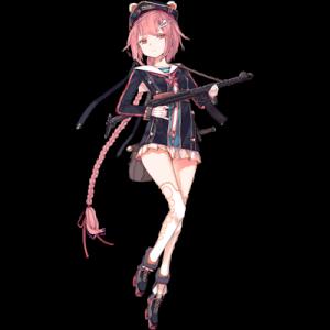 少女前線 キャラ 銃 SMG PPS-43