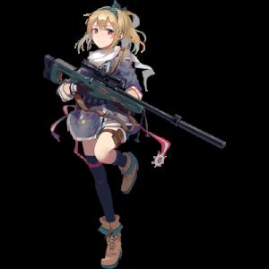 少女前線 キャラ 銃 RF SV-98