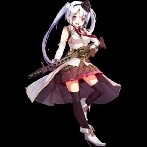 少女前線 キャラ 銃 MG MG42