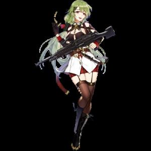 少女前線 キャラ 銃 MG Mk48