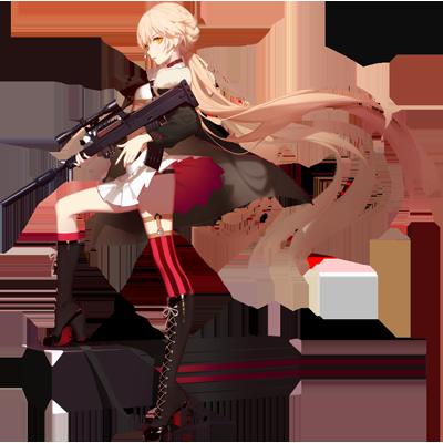 少女前線 キャラ 銃 AR OTs-14