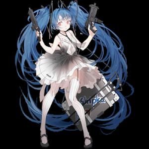 少女前線 キャラ 銃 SMG シプカ