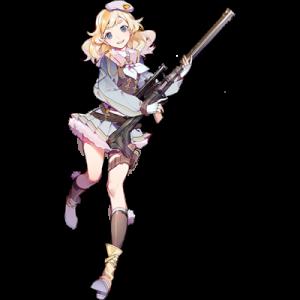 少女前線 キャラ 銃 RF OTs-44