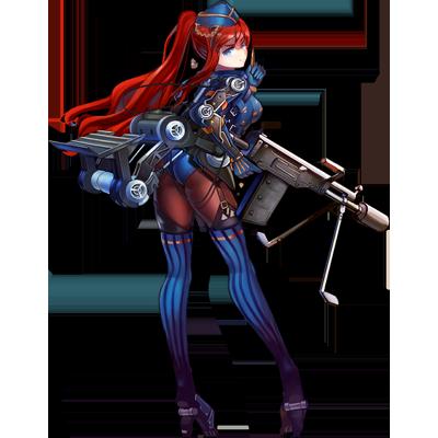 少女前線 キャラ 銃 AR 6P62
