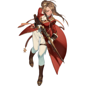 少女前線 キャラ 銃 RF リー・エンフィールド