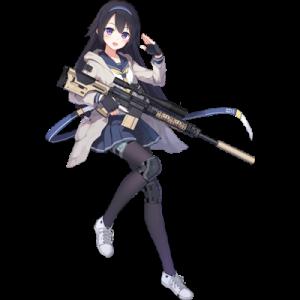 少女前線 キャラ 銃 RF Super SASS