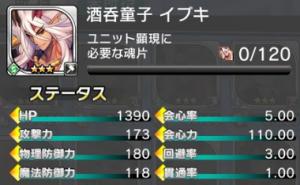 東京コンセプション リセマラ イブキ